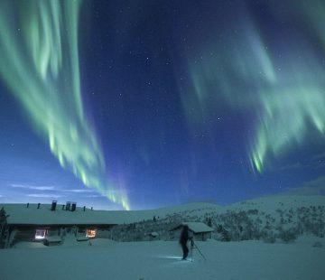Mijn droom: een Noorderlicht vakantie